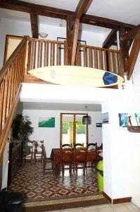 Surf Accommodation Moliets breakfast , surf lodge