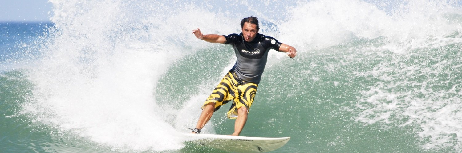 guided surf tours