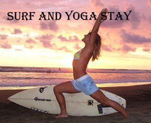 surf and yoga stay
